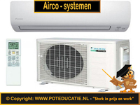 Aanbod Airco-systemen